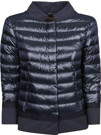 Herno Contrast Border Padded Jacket