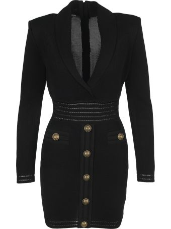 Balmain Tailored Mini-dress