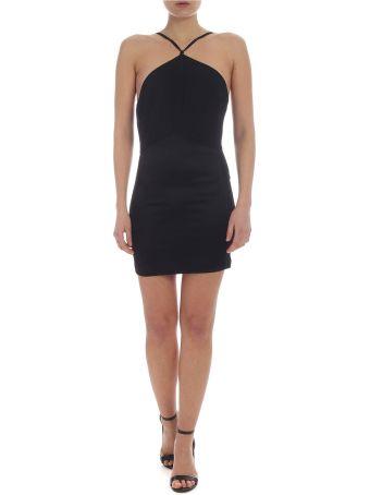 Patrizia Pepe Open Back Dress