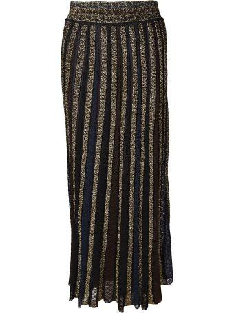 Missoni Striped Long Skirt