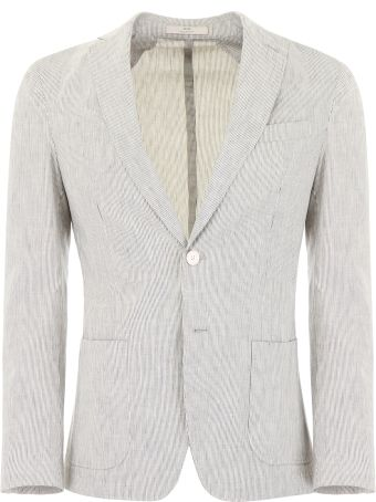 CC Collection Corneliani Striped Blazer