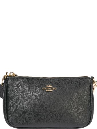 Coach  Leather Clutch Handbag Bag Purse Nolita 19