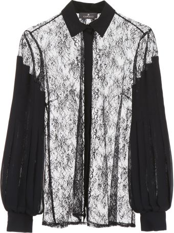 Capucci Lace Shirt
