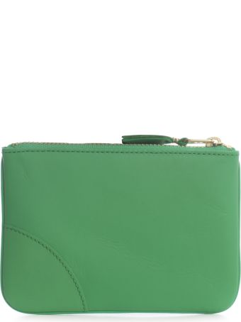 Comme des Garçons Wallet Classic Leather Line Small Pouch