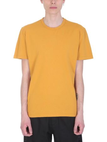 Our Legacy Yellow Cotton T-shirt