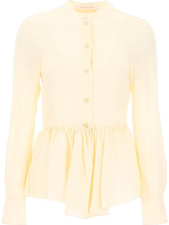 See by Chloé Ruffled Shirt