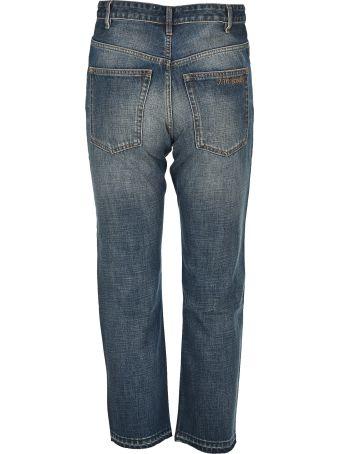 Isabel Marant Étoile Im Etoile Belden Jeans