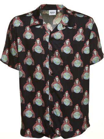 SSS World Corp Preacher Hawaiian Shirt