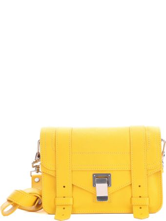 Proenza Schouler Ps1 Mini Lux Leather Cross-body Bag