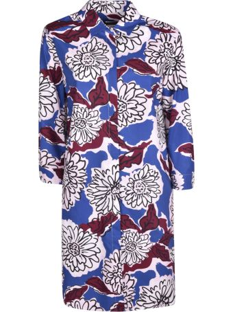 Weekend Max Mara Floral Print Dress