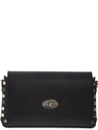 Marc Ellis Meredith Bag In Black Leather