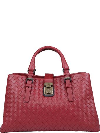 Bottega Veneta Roma Shoulder Bag