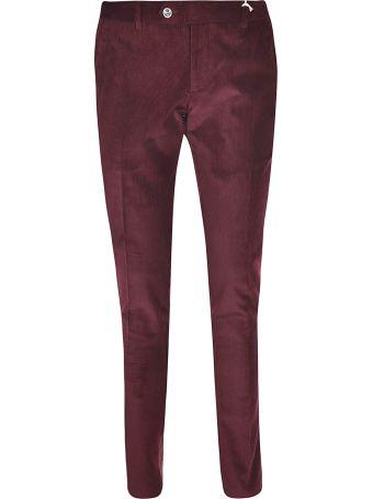 Luigi Bianchi Mantova Classic Trousers