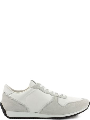 Tod's Sneakers In Suedeand High Tech Fabric Inserts