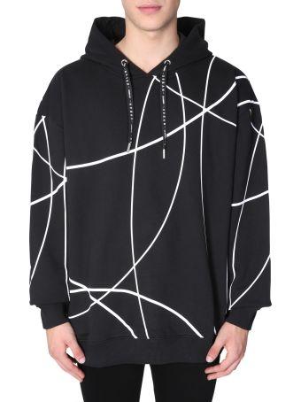 Les Hommes Hooded Sweatshirt