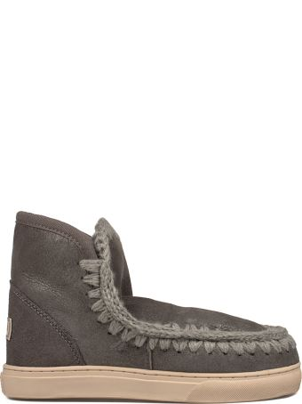Mou Gray Mini Eskimo Low Boot