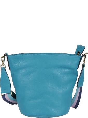 Gianni Chiarini Trapeze Shoulder Bag
