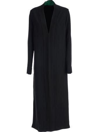 Haider Ackermann Contrast Lining Dress