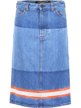 Calvin Klein Denim Skirt