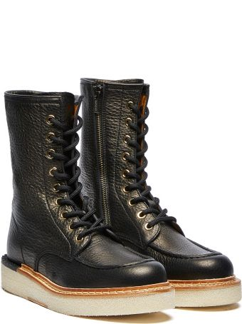 Barracuda Ankle Boot