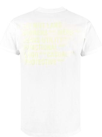 Helmut Lang Cotton Crew-neck T-shirt