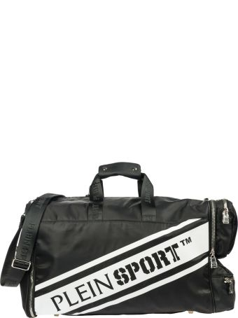 Philipp Plein Travel Duffle Weekend Shoulder Bag Nylon