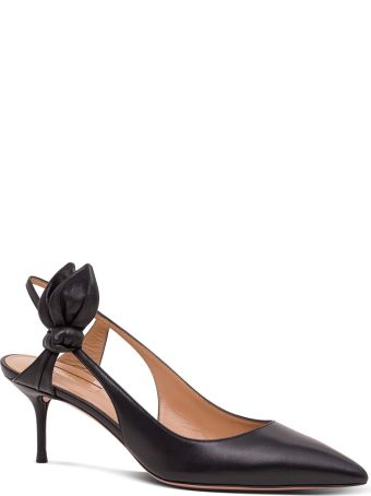 Aquazzura Leather Pumps