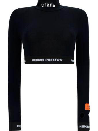 HERON PRESTON Crop Top