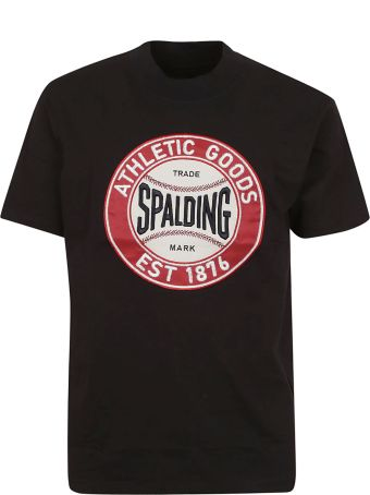 Spalding Patched T-shirt