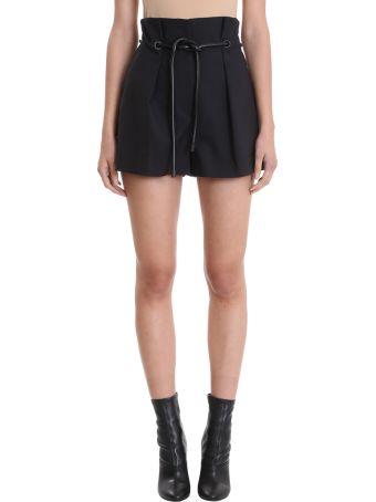 3.1 Phillip Lim Origami Pleat Shorts