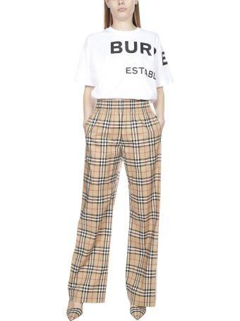 Burberry Short Sleeve T-shirt