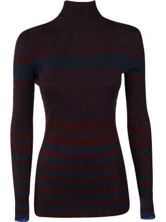 Victoria Beckham Striped Sweater