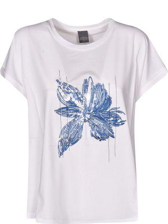 Lorena Antoniazzi Floral Print T-shirt