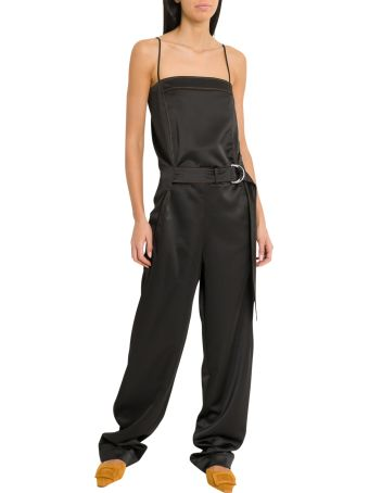 Cedric Charlier Wide Jumpsuit