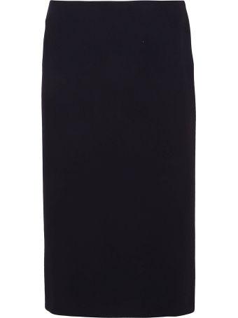 Ralph Lauren Black Label Cindy Straight Skirt