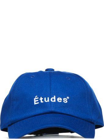 Études Embroidered Logo Cap