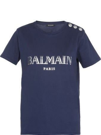 Balmain Cotton T-shirt
