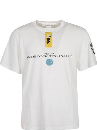 Golden Goose Inverted Logo T-shirt