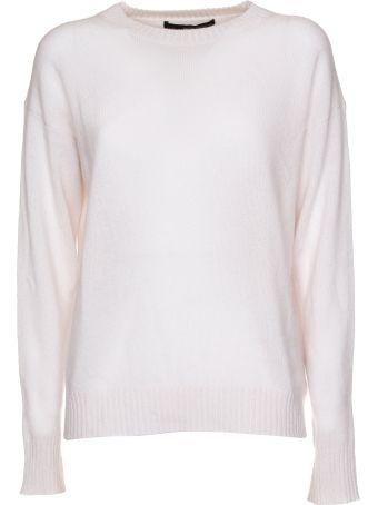 360 Sweater 360cashmere Oumie Sweater In White