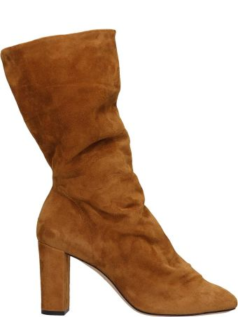 Marc Ellis Browne Suede Ankle Boots