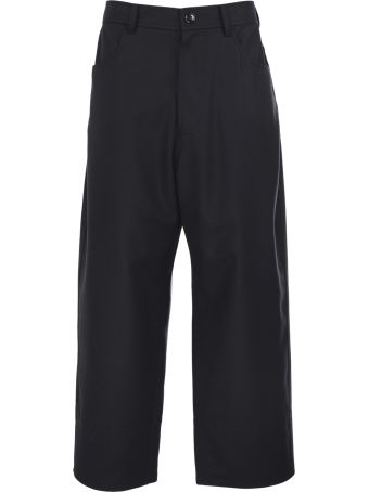 Sofie d'Hoore Flannel Trousers
