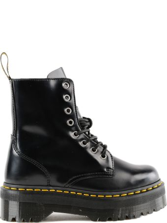 Dr. Martens Jadon Platform Laced-up Boots
