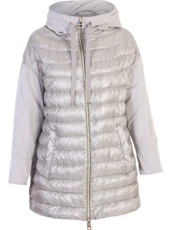 Herno Nylon And Taffeta Padded Jacket