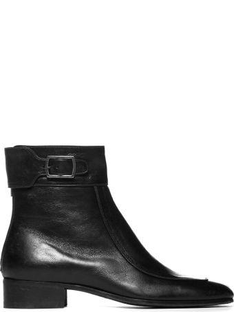 Saint Laurent Miles Ankle Boots