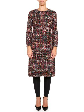 Edward Achour Paris Tweed Coat