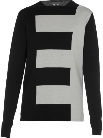 Rick Owens Silk Sweater