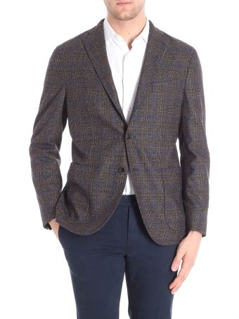 Boglioli Silk And Wool Jacket