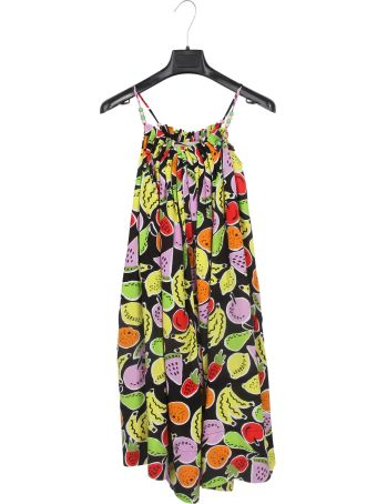 Stella McCartney Kids Fruity Print Dress