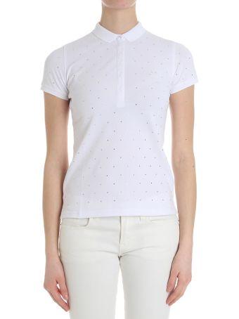 Sun 68 Sun 68 Cotton Blend Polo Shirt: