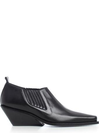 Ann Demeulemeester Ann Demeulemester Elasticated Panel Ankle Boots